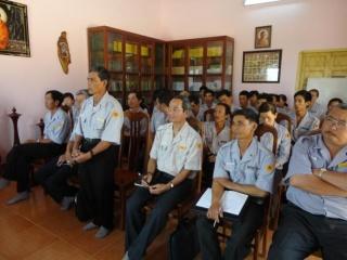 Ban Hướng dẫn Phân Ban GĐPT ĐakNông họp triển khai Phật sự năm 2013