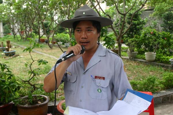 Anh Nguyên Châu Trần Duy Ý Phó Thư ký BHD Phân ban – Dẫn chương trình