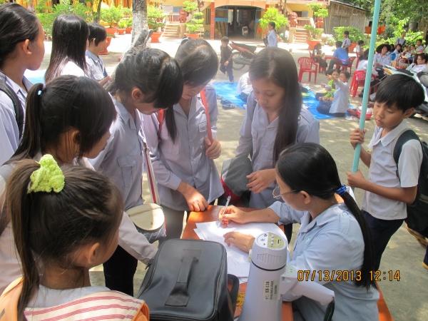 Sóc Trăng: Tổ chức trại hè mừng chu niên lần thứ 9 GĐPT Đại Giác