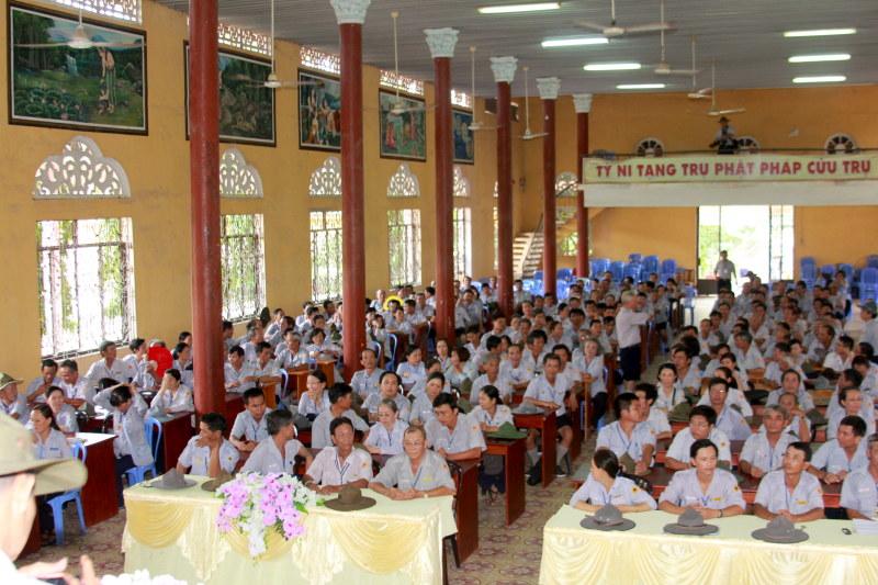 273 Khóa Sinh bậc Lực khóa IV thi kết khóa năm thứ 4