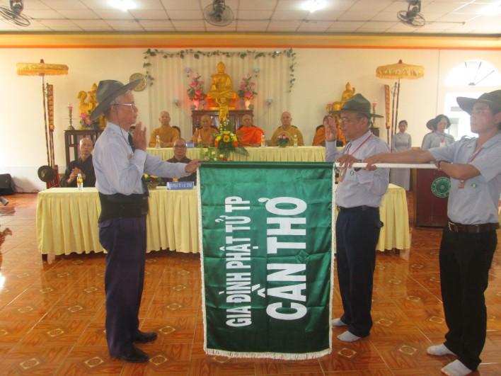 Lễ ra mắt BHD PB GĐPT TP Cần Thơ