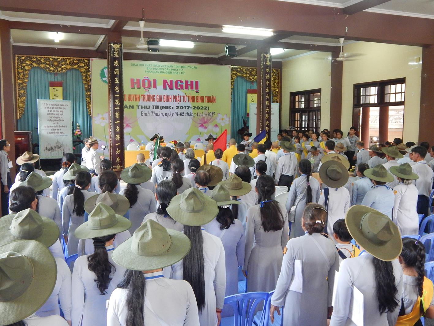Hội nghị huynh trưởng tỉnh Bình Thuận lần thứ III