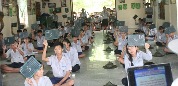 IMG 0018 Hội thi Phật pháp ngành Thiếu