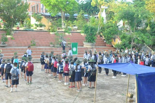 Huyện Krông Bông tổ chức Liên trại Anoma-Ni Liên - Tuyết Sơn
