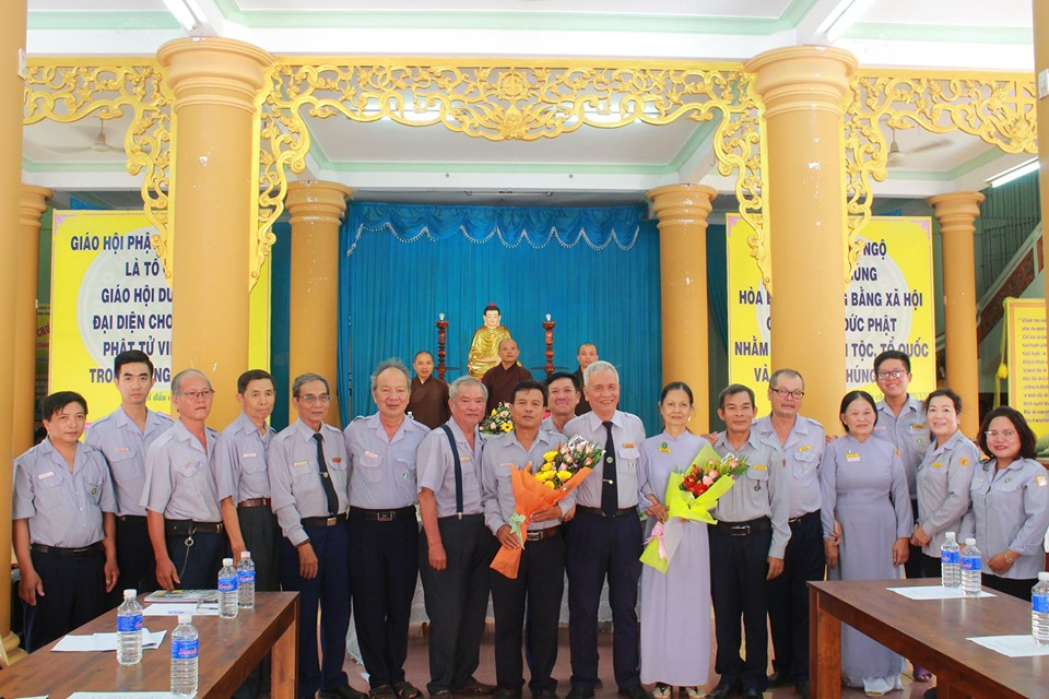 Hội nghị suy cử Trưởng Ban Hướng dẫn PB. GĐPT tỉnh Bình Định