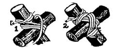 GÚT NỐI CÂY (Bậc Chánh Thiện) Phần 2: Nối hình chữ X và Nối tạo chạc ba
