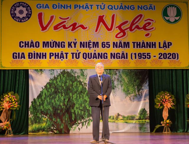 GĐPT QUẢNG NGÃI Rộn ràng, đêm hội thi văn nghệ chào mừng 65 năm, ngày thành lập GĐPT Quảng Ngãi (1955 – 2020).