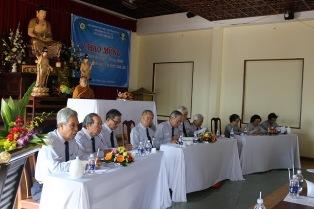 Ban Hướng Dẫn, Phân Ban GĐPT Trung Ương về thăm và làm việc tại GĐPT tỉnh DakLak